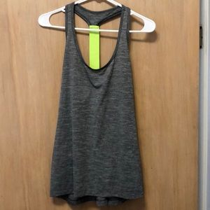 Old Navy loose fit grey tank top | size M